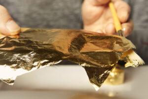 Beispiel 2, Glasmalerei